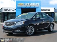 2015 Buick Verano LEATHER GROUP  | Leather | Sunroof!