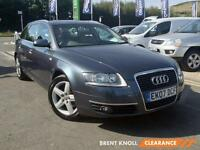 2007 AUDI A6 2.0 TDI TDV SE Sat Nav Leather 2 Owners