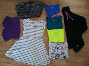 Girl/Women US size 2-4 x-small clothing lot