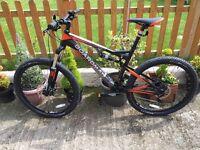 Chris Boardman Team mountain bike 650b new