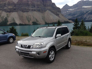2005 Nissan X-trail SUV, Excellent condition