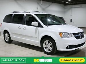 2015 Dodge GR Caravan Crew Plus A/C MAGS BLUETOOTH