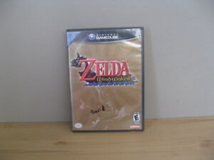 The Legend of Zelda The Windwaker Gamecube