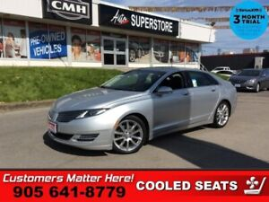 2014 Lincoln MKZ Reserve  RESERVE NAV ROOF CS BS THX-AUDIO