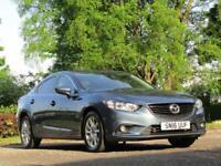 2016 Mazda Mazda6 2.2 TD SKYACTIV-D SE-L 4dr