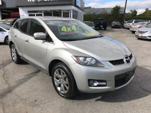 2009 Mazda CX-7 GT AWD SUV....LOADED...MINT COND...LOW KMS.