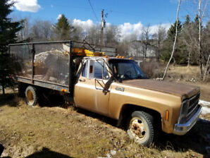 1979 gmc with hydraulic lift gate