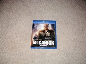 McCANICK BLURAY AND DVD COMBO SET FOR SALE!