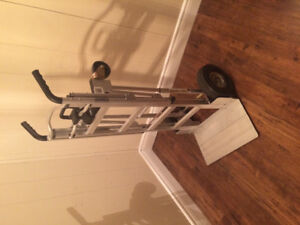 Aluminum 3-in-1 Hand Truck/Trolley/Dolly