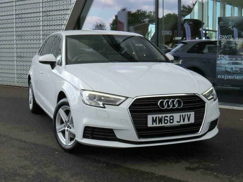 2019 Audi A3 Sportback SE Technik 30 TDI 116 PS S tronic Diesel white  Automatic | in Oldham, Manchester | Gumtree