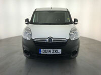 2014 VAUXHALL COMBO 2000 L1H1 CDTI 1 OWNER VAUXHALL SERVICE HISTORY FINANCE PX