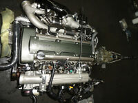 JDM TOYOTA SUPRA 2JZ TWIN TURBO ENGINE, 6SPEED TRANSMISSION, ECU