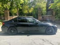 14 PLATE BMW 320d M SPORT DIESEL AUTO 62,177 HEATED LEATHER NAV M PERFORMANCE