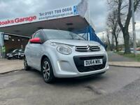 2014 Citroen C1 1.0 VTi Feel Edition Airscape 5dr Convertible Petrol Manual