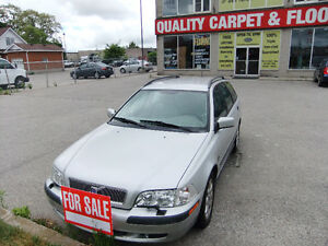 2001 Volvo V40 1.9 ltr turbo Wagon