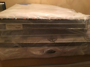 14 King Size -- 6 Queen Mattresses -- BRAND NEW BLOW OUT SALE
