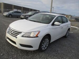 2014 Nissan Sentra ONLY AT KINGSTON'S 100% NON-COMMISSION USE...