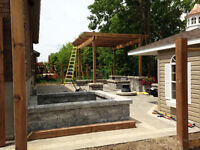 Guelph Landscaping and Renovation Company M.D.S. PROJECTS