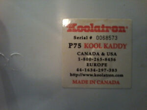 Used Koolatron P75 36 qt Cooler/Warmer Cambridge Kitchener Area image 2