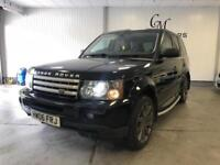2006 LAND ROVER RANGE ROVER SPORT SUPERCHARGED