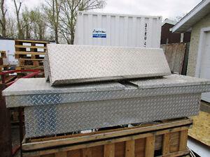 1- Used Aluminum Tool Box for Truck $200.00