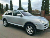 Porsche, CAYENNE, Estate, 2004, Semi-Auto, 109k WITH HISTORY
