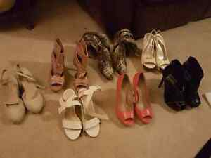 Top designers shoes boots heels all new  never worn