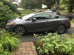 2014 Honda Civic Coupe. Low, low mileage.