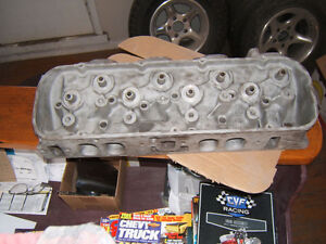 427,396 Chevy Cylinder Heads