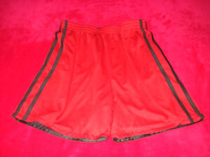 5 New Men's Assorted Athletic Shorts XL