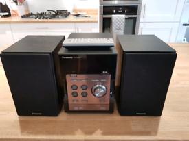Panosonic SA-PM46DB stereo system