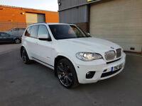 2011 61 BMW X5 3.0 XDRIVE-40D M SPORT 5D AUTO 302 BHP DIESEL