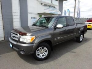 2006 Toyota Tundra SR5 Double Cab, 4.7L V8 2WD, Only 119,000 Kms