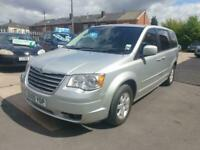 2009 Chrysler Grand Voyager 2.8 CRD Touring 5dr Automatic Silver ( 7 Seater )