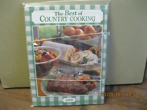 THE  BEST OF COUNTRY   COOKING YEAR   2000 Oakville / Halton Region Toronto (GTA) image 1