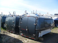 USED Slide -in SpaceKaps Mory Nortruck Service Bodies Canopy Edmonton Edmonton Area Preview