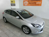 2014,Ford Focus 1.6TDCi ( 115bhp ) ( s/s ) Zetec***BUY FOR ONLY £38 PER WEEK***