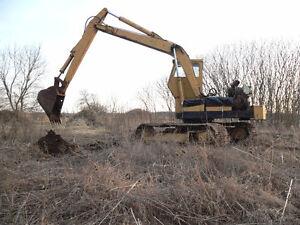 HyHoe Excavator