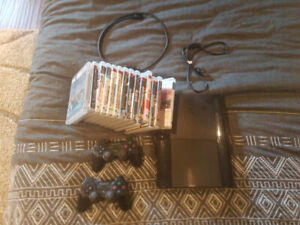 PS3, Nintendo Wii + games and accessories for sale