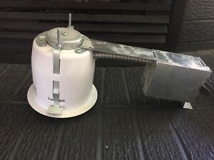 Recessed Ceiling Pot Lights