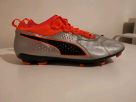 Football boots size 10 UK. Like new condition.