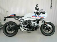 BMW R NINE T RACER S 2018 (68) reg bike 1787 miles only one private owner