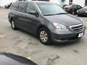 2007 Honda Odyssey Minivan - All Highway