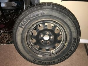 P205/70R14 one tire for sale. In great condition.