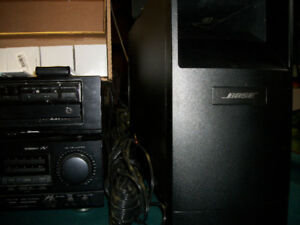 Bose Acoustimass 10 SERIES III Home Theater Speaker System