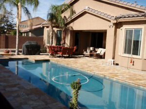 Private home, heated pool ,Casa Grande AZ.