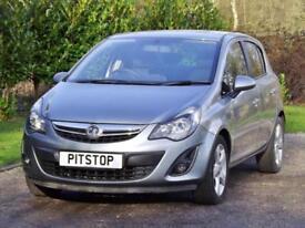 Vauxhall Corsa 1.4 SXi Ac 5dr PETROL MANUAL 2014/64