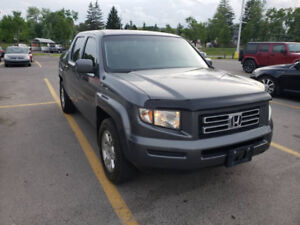 2008 Honda Ridgeline Pickup Truck...remote start, leather,