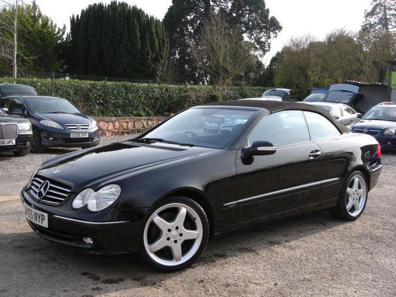 2005 mercedes benz clk 320 convertible cabriolet v6 3 2 for 2005 mercedes benz clk 320