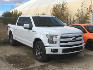 2016 F150 Lariat Loaded